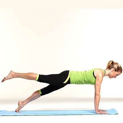 Tired of ommming your way through wimpy yoga moves? This calorie-blasting10-minute series will leave you sweaty and sore!