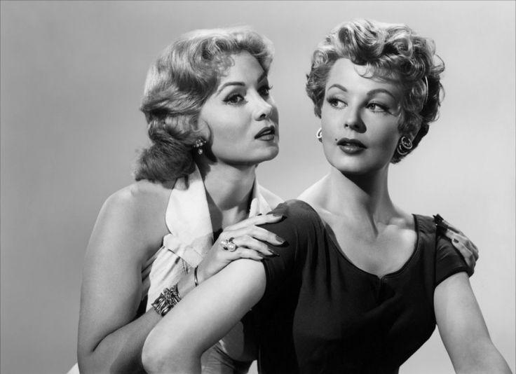 Rhonda Fleming & Arlene Dahl