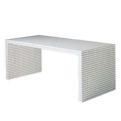 Quaderna Schreibtisch - design Superstudio - Zanotta