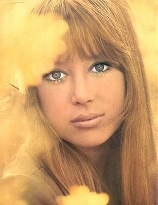 """The Muse: Pattie Boyd. She  was the inspiration for  George Harrison's """"Something"""", """"I Need You"""", """"For You Blue"""", and """"Isn't It a Pity"""", as well as Eric Clapton's """"Layla"""", """"Wonderful Tonight"""", and """"Bell Bottom Blues""""."""