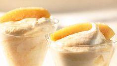 Mit den Herbstboten Quitten lassen sich auch klassische Desserts zaubern, wie beispielsweise diese Creme.