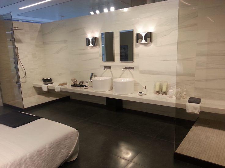 interior design bagno con doppie posizioni