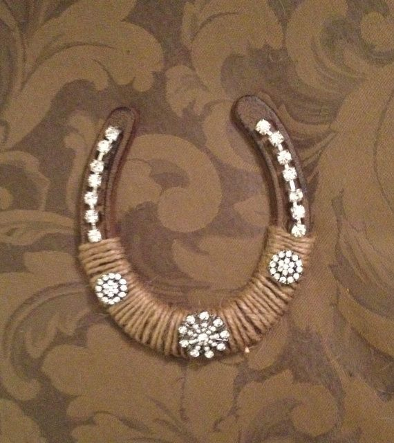 Hey, I found this really awesome Etsy listing at http://www.etsy.com/listing/170721057/rustic-rhinestone-horseshoe