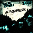 Talib Kweli & Z-Trip - Attack The Block Hosted by Blacksmith - Free Mixtape Download or Stream it