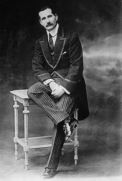 André de Fouquières ( 1874 - 1959 ) - #MensFashion #Mens #Dandy #