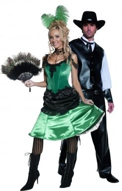 Costume coppia Western http://www.vegaoo.it/costume-coppia-western.html