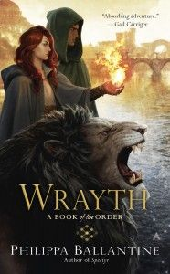 Jason Chan's artwork to appear on Wrayth, which is coming in late August 2012. Available for preorder now.