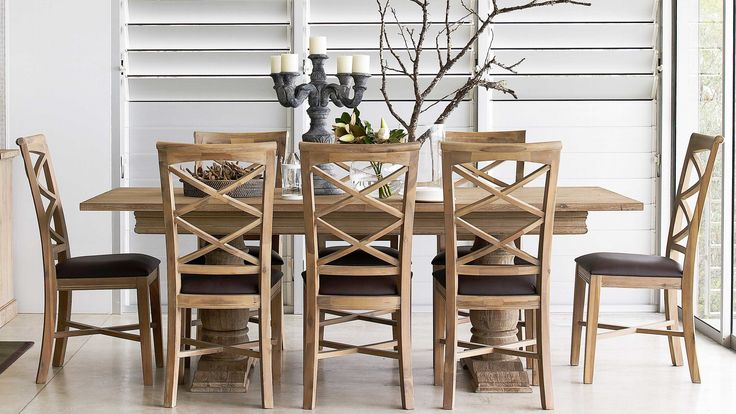 Skaarup 9 Piece Dining Set Dining Furniture Harvey  : 6794c5090fd42304e84001533a74e100 from pinterest.com size 736 x 414 jpeg 66kB