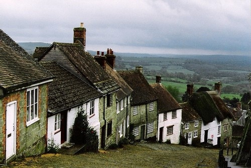 England - to visit