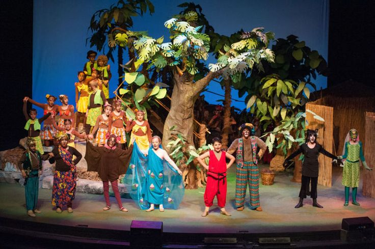 'Jungle Book' set for five performances June 13-16 at MCFTA
