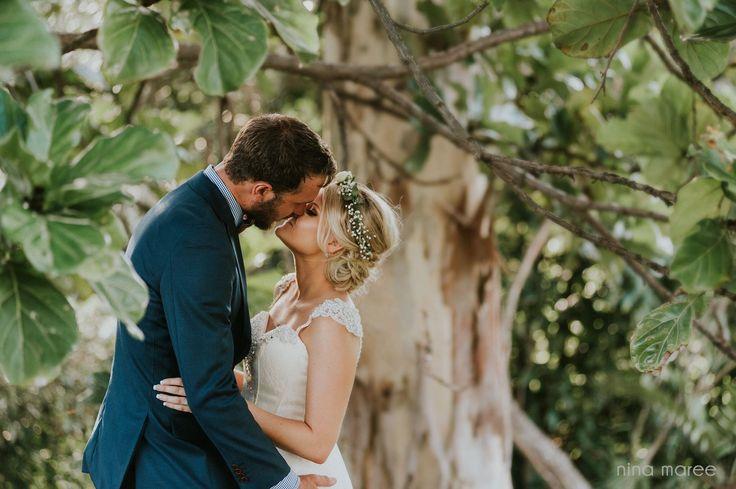Boho wedding style photograph
