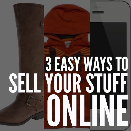 146 best helpful images on pinterest cleaning hacks for How to sell stuff from home