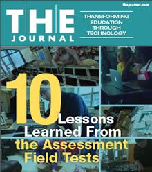 New Framework Gives Measure of Teacher Competency in Online, Blended Practices - THE Journal Magazine Cover, November 2014