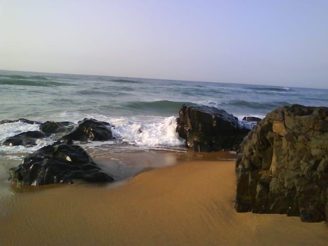 Scottburgh Rocks