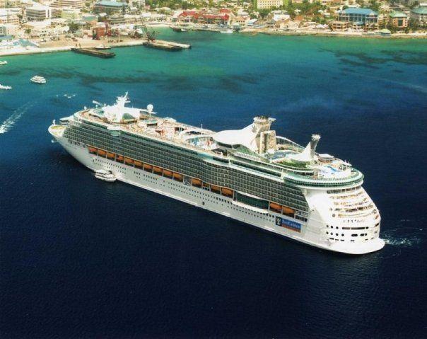 Freedom of the Seas, October 2013 ~ Third Anniversary