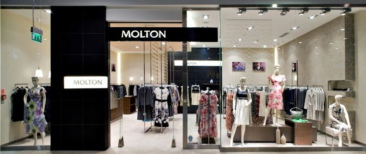 Molton boutique #boutique #shoppingcentre #lightbox #brand #clothes #fashion