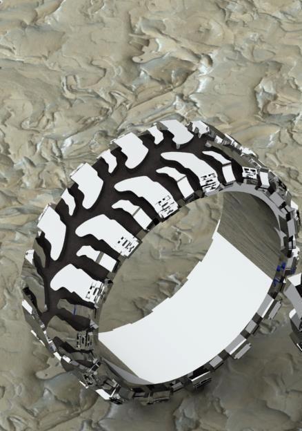 Mud Tire Ring