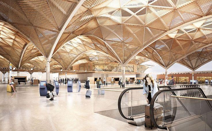 Yuzhny Airport - Haptic Architects