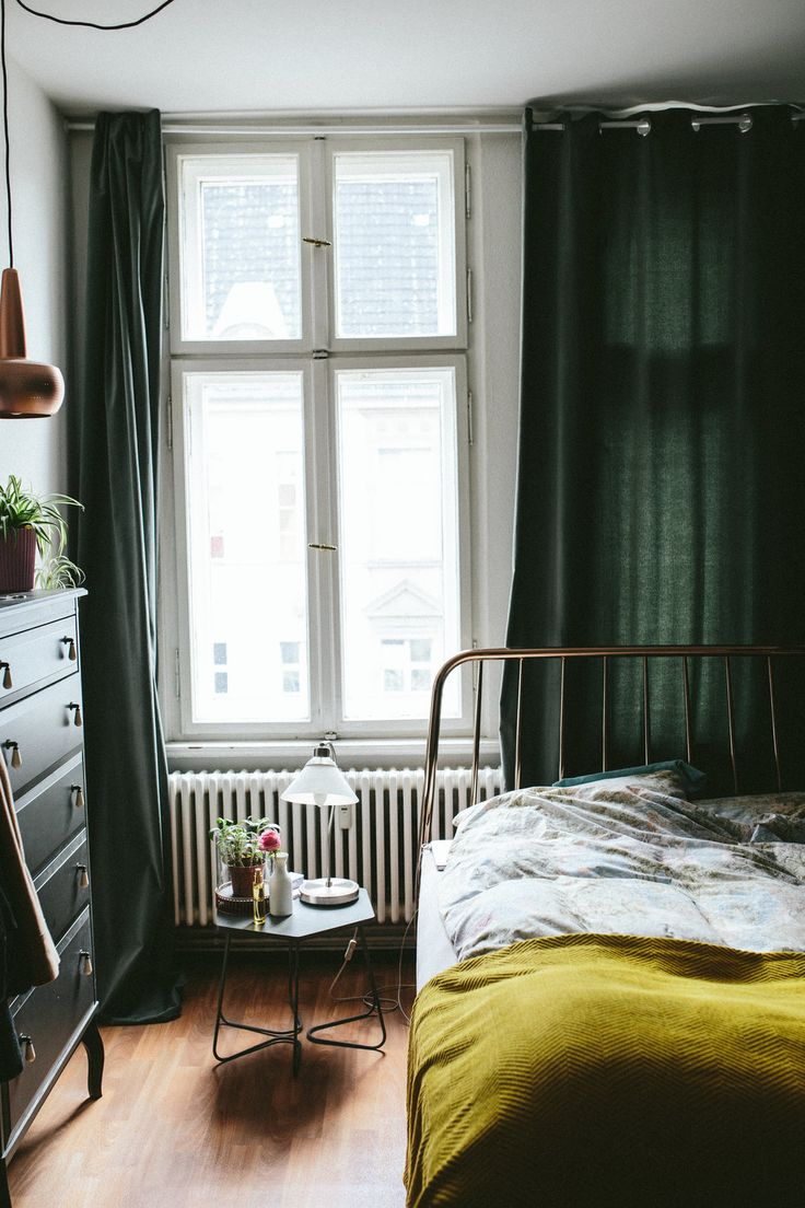 Green bedroom curtains - Best 20 Green Curtains Ideas On Pinterest Velvet Curtains Velvet Color And Green Fabric