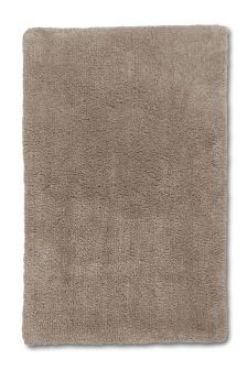 Tufted Combed Reversible Bath Mat