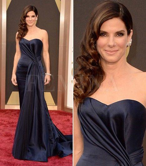 A 2014-es Oscar-gála legdögösebb sztárjai - Sandra Bullock   femina.hu