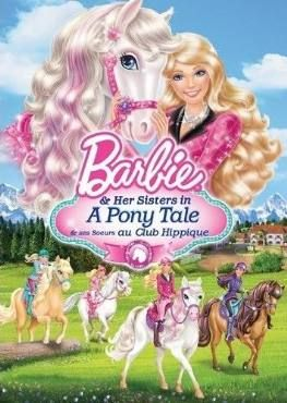 Barbie and Her Sisters in a Pony Tale(2013) Cartoon