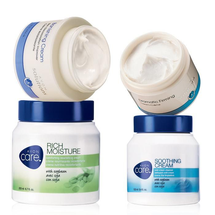 A $29 value, the collection includes: • Avon Solutions ...
