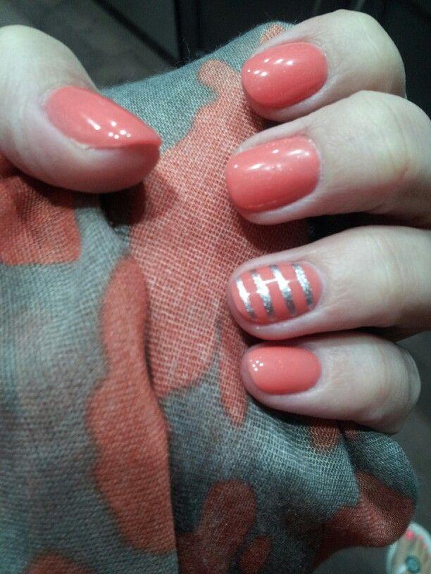My nails! Vacation time! Маникюр для отпуска!