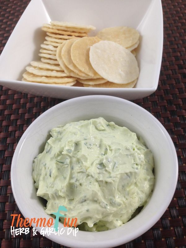 Thermofun - Herb and Garlic Dip