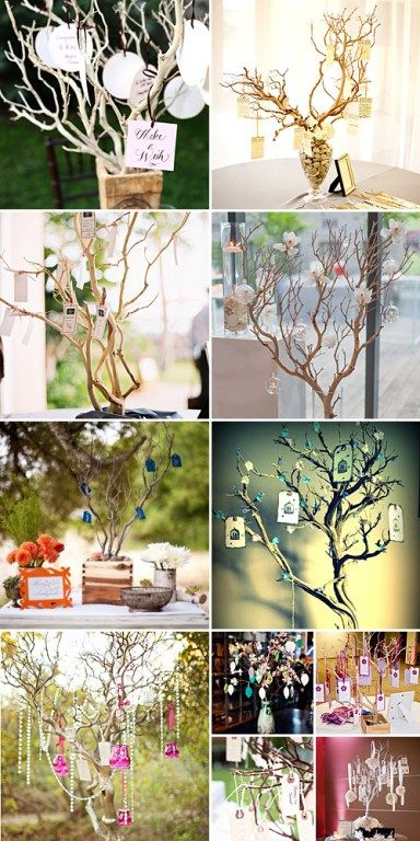 The 25 Best Wedding Wishing Trees Ideas On Pinterest