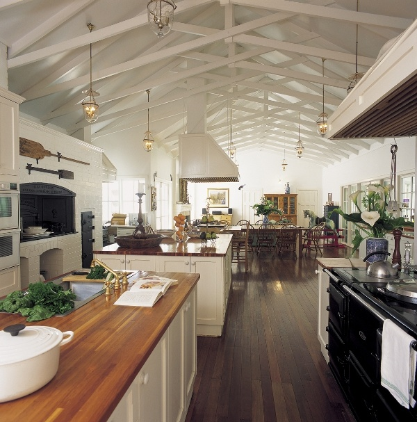 Kitchen in the White House in #Bowral, Southern Highlands