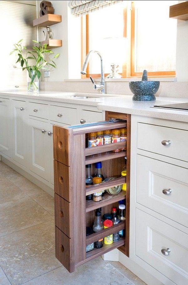 17 mejores ideas sobre organización de los gabinetes de cocina en ...