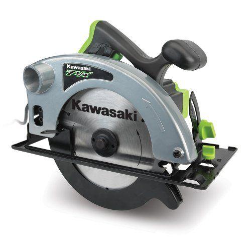 Kawasaki 840563 Black 10 Amp 7 1 4 Inch Circular Saw For Sale Circular Saw Best Cordless Circular Saw Circular Saw Reviews