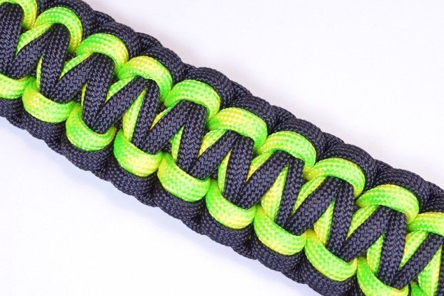 how to make a paracord dog collar without buckle