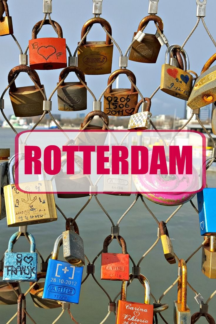 Rotterdam, Netherlands was named one of the places to travel to in 2016 by Lonely Planet. Find inspiration on how to spend a weekend in the city here!