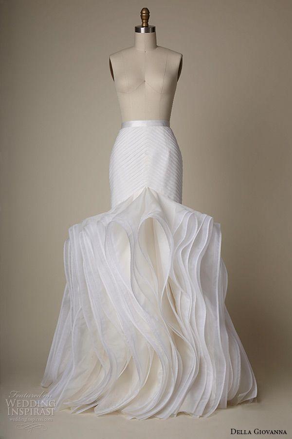 Della Giovanna 2015 #Bridal Collection | #Wedding Inspirasi