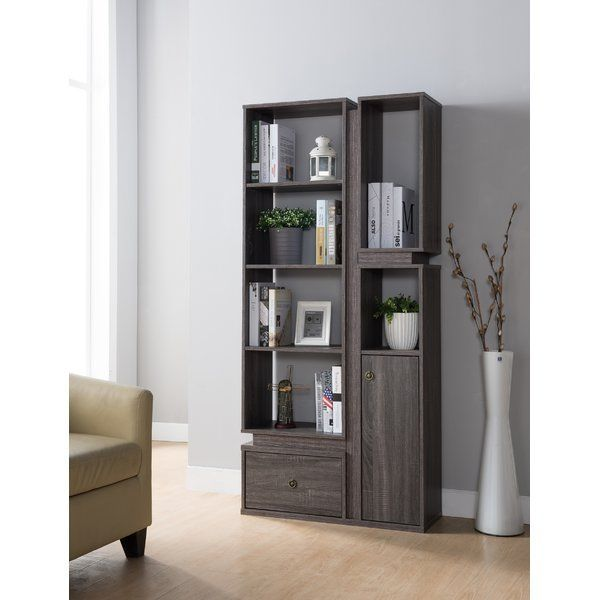 This Standard Bookcase Is Crafted For