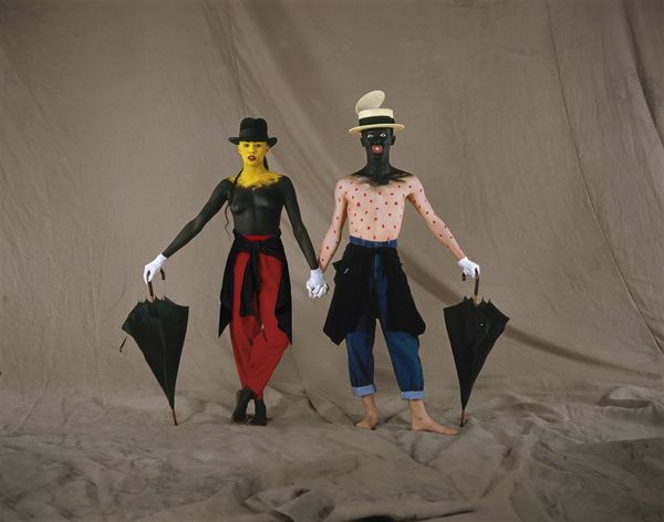 21 best images about Jean-Paul Goude on Pinterest ...