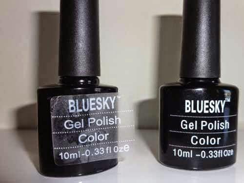 Συμβουλές και μυστικά γυναικείας ομορφιάς: Απομίμηση Bluesky Gel Polish...