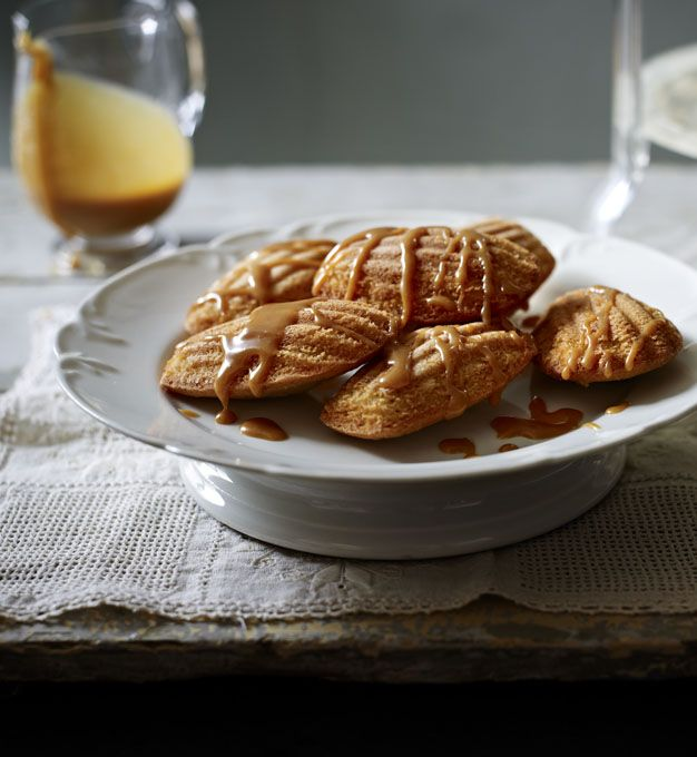 73 best simple cake recipes images on pinterest simple cakes cinnamon madeleines with winter caramel sauce bbc recipessweet forumfinder Images