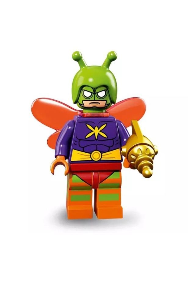 from BATMAN 2 series zan Genuine Lego Mini figures  WONDER TWIN
