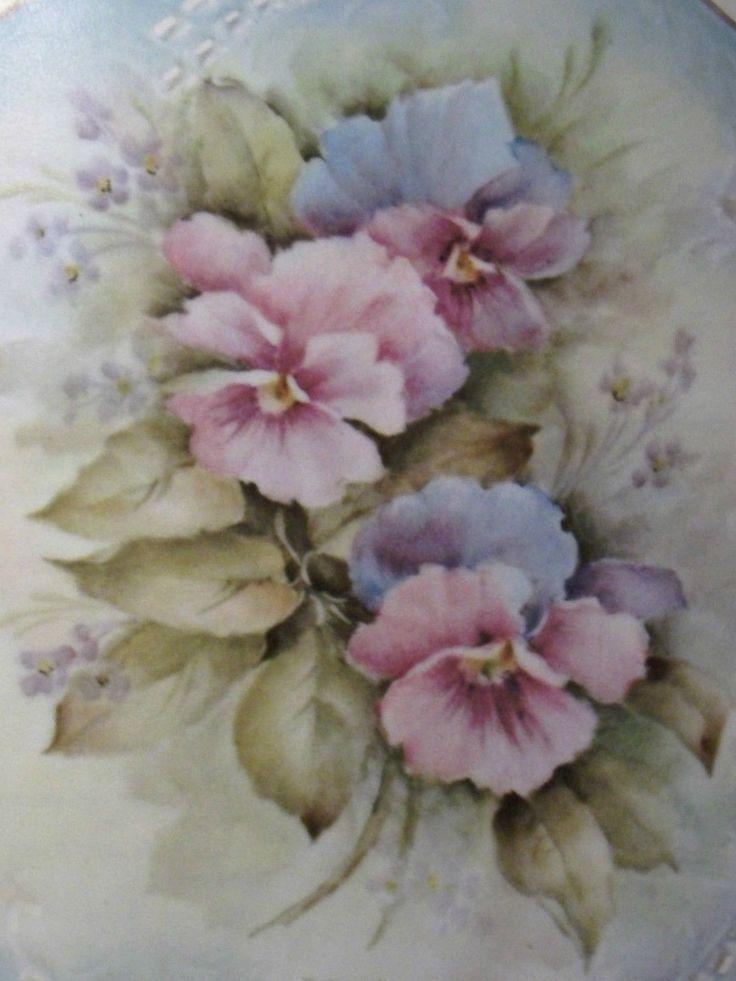 China Painting 12 Studies by Geraldine Rarick   eBay
