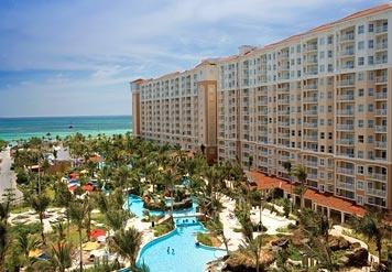 Marriott Surf Club - Aruba :)