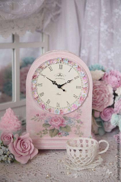 #Vintage Relógio Pink!