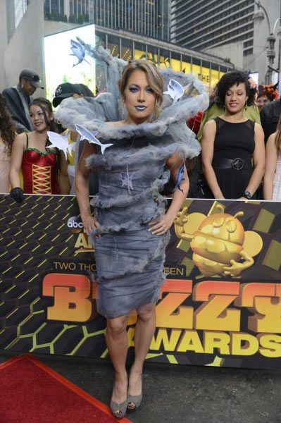 DIY Sharknado Halloween Costume Idea