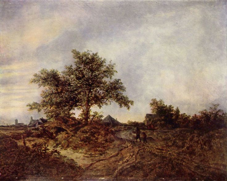 Landschaftsmalerei barock  Pinterest'teki 25'den fazla en iyi Puschkin fikri | Liebknecht ...