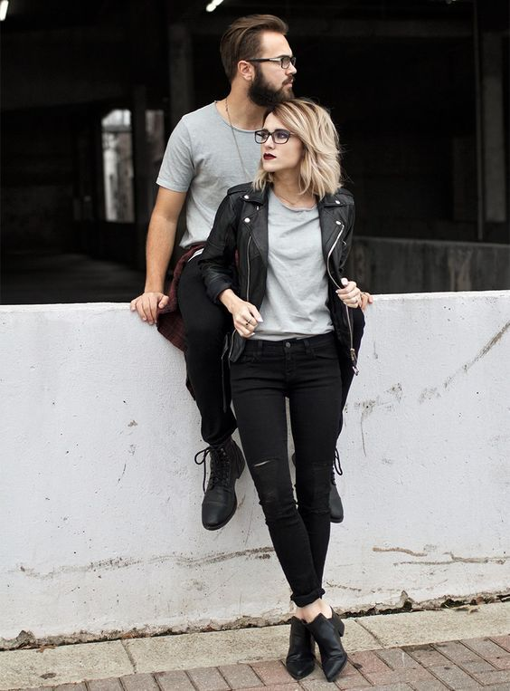 Couple | Rocker Style