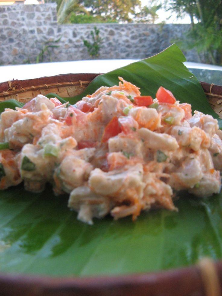 Poisson cru à la tahitienne - Patio'nnement cuisine