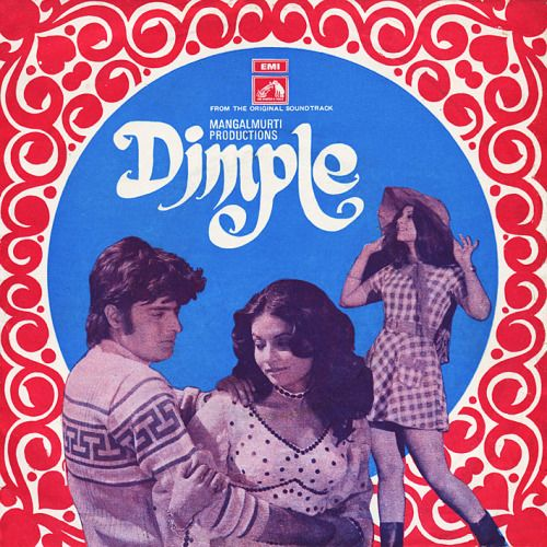 (via Satyam: Khooni Kaun (1975) / Vijaysingh: Dimple (1975) ~ Music From The Third Floor)