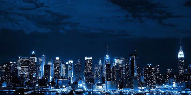 What I Always Tell Door To Door Sales People Might Surprise You Steve Sammartino Night Skyline City Wallpaper Night City